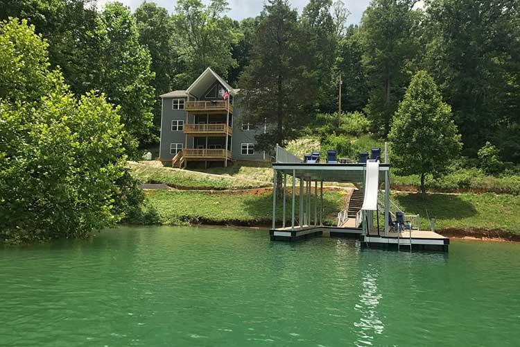 Norris Lake Properties | Norris Lake Cabin Rentals | The American Spirit