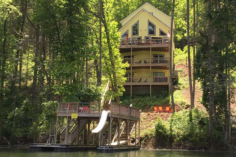 Norris Lake Cabin Rental | Faith, Family, Friends Norris Lake Waterfront Cabin rentals | Norris Lake Water Sports